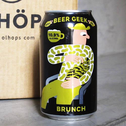 Beer Geek Brunch de Mikkeller