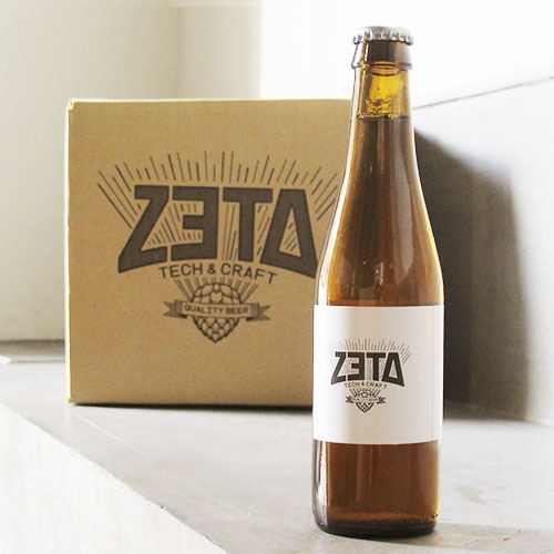 Zeta Hell de Zeta Beer
