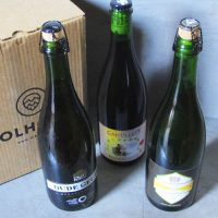 Pack de cervezas Lambic