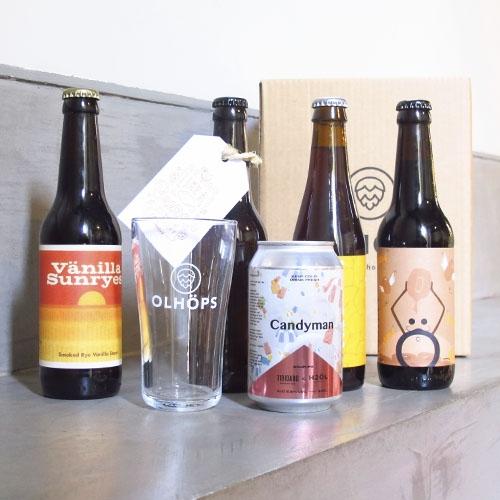 Pack de cervezas H2OL