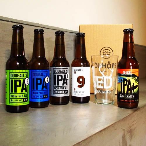 Pack de cervezas Dougalls