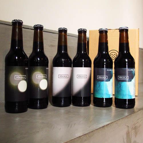 Pack de cervezas Põjhala