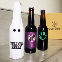 Pack Yellows y Noa Pecan - Omnipollo/Buxton