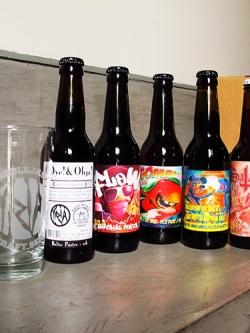 Pack de cervezas Yria
