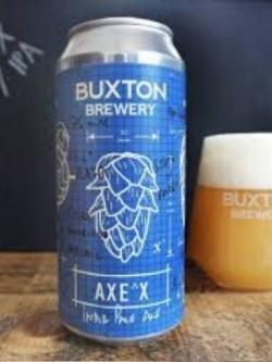 Axe X | American IPA | Buxton