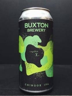 Chinook IPA - LupulusX | American IPA | Buxton