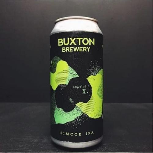 Simcoe IPA - LupulusX | American IPA | Buxton