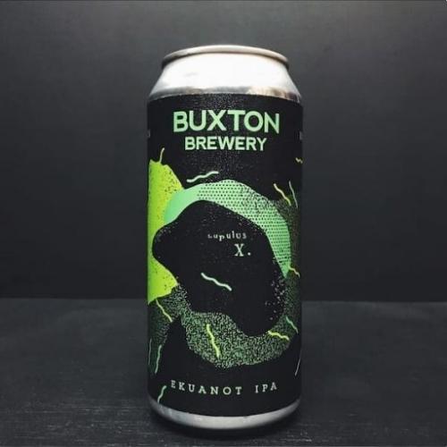 Ekuanot IPA - LupulusX | American IPA | Buxton