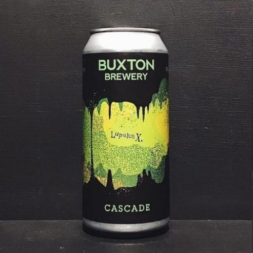 Cascade IPA - LupulusX | American IPA | Buxton