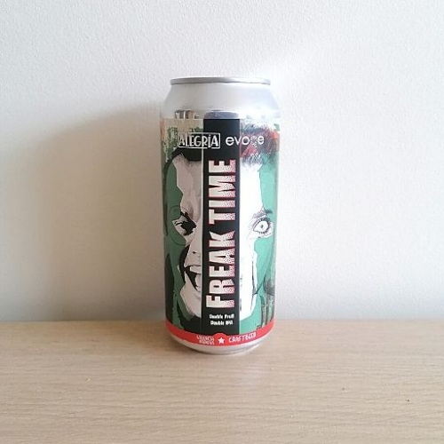 Freak Time | Imperial Fruit IPA | Alegría