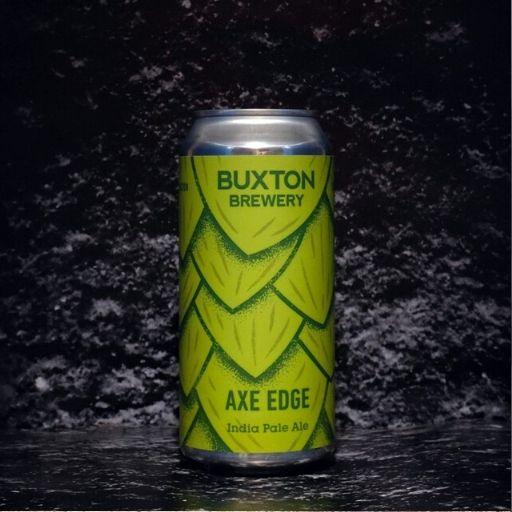Axe Edge   American IPA   Buxton