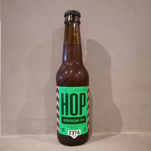 Zeta Hop | American IPA | Zeta Beer