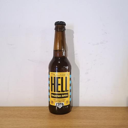 Zeta Hell | Lager/ Helles | Zeta Beer