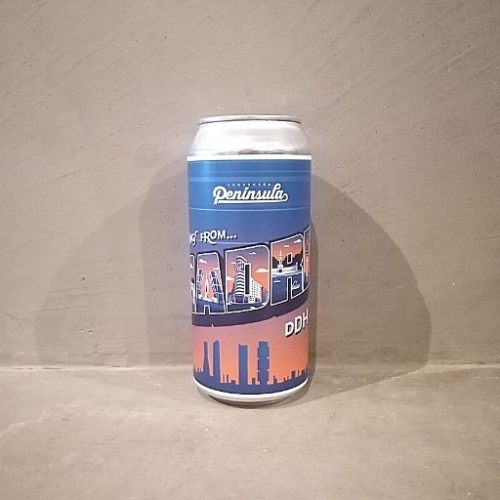 Greetings from Madrid | DDH Imperial IPA | Península