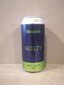 Guilty | West Coast IPA | Península