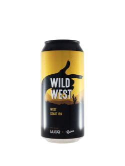 Wild West | IPA | La Quince/Laugar