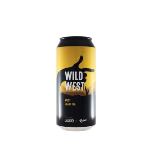 Wild West   IPA   La Quince/Laugar
