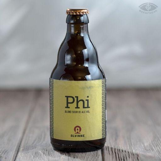 Phi | Sour | Alvinne