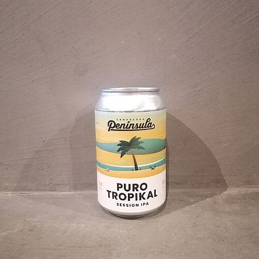 Puro Tropikal | Session IPA | Península