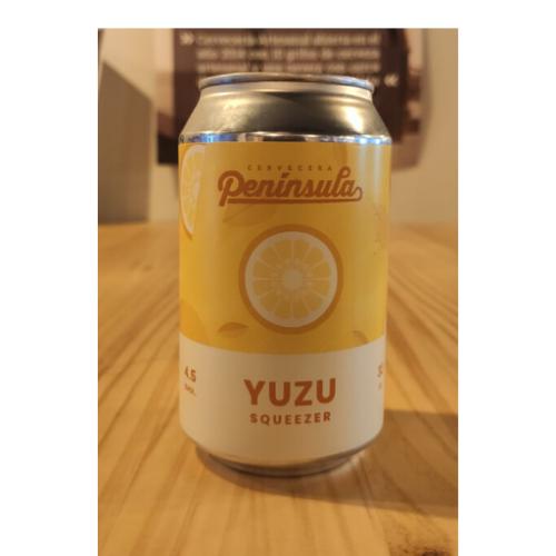 Yuzu Squeezer | Lager | Península