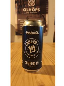 Cobeer 19 | Imperial IPA | Península