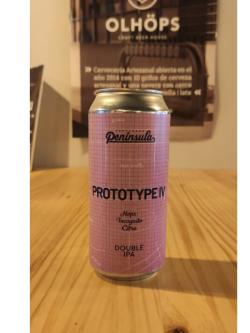 Prototype 4 | Imperial IPA | Península