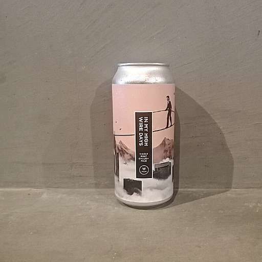 In My Highwire Days | Pale Ale | Wylam