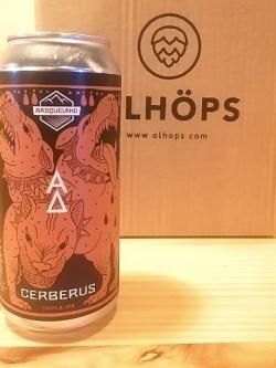 Cerberus | Imperial IPA | Basqueland Brewing