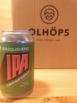 Imparable | IPA | Basqueland Brewing